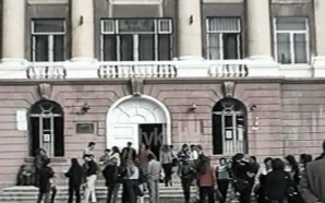 Alarm bombe tek Fakulteti i Gjuhëve të Huaja (05 Nentor…