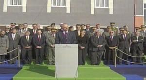 Ceremonia per NATO-n