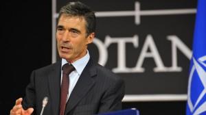 Rasmussen Rusia po shkel sovranitetin e Ukraines