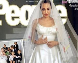 Angelina Jolie, dasma e endërrave