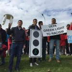 Proteste UEFA 3