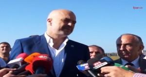 Rama inspekton investimet e qeverise ne qarkun e Shkodres