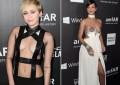 """Rihanna dhe Miley Cyrus """"trondisin"""" tapetin e kuq"""