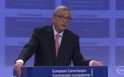 Miratohet Komisioni i ri Europian