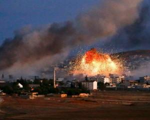 Rifillojnë luftimet në Kobane