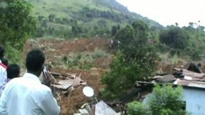 Reshqitje masive toke ne Siri Lanka 10 viktima e 300 te zhdukur
