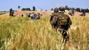 Siri 23 rebele te vrare ne Daraa
