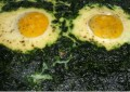 Kimë me spinaq dhe vezë