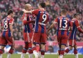 Bayern Munchen 7 pikë larg ndjekësve