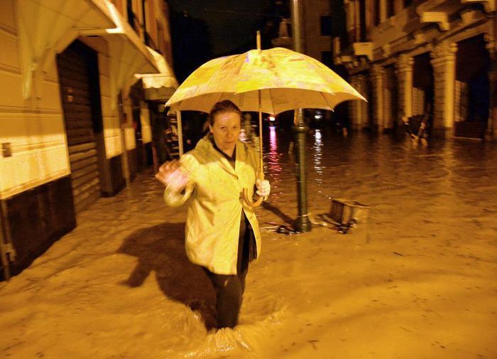 Itali permbytje te medha ne Liguria