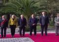 102 –vjetori i Pavarësisë, Nishani e Rama në ceremoninë e ngritjes së flamurit në Vlorë