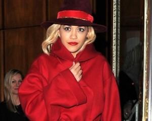 Modë, e kuqja tendeca e dimrit