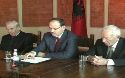 """""""Historia i flet së ardhmes"""", iniciativa e Presidentit Nishani nis nga Kruja"""