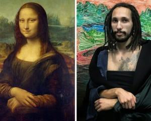 Djemtë që kthejnë pikturat në realitet