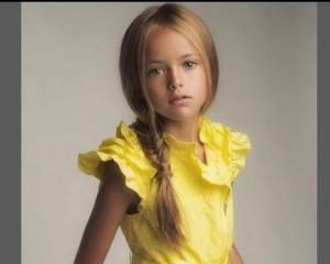 Jeta e një modeleje 9 – vjeçare