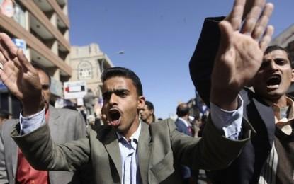 Jemen, kaos institucional pas dorëheqjes së Presidentit