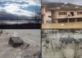 Përmbytje masive në jug të vendit