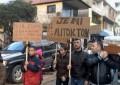 Protesta në Vlorë kundër prishjes së shtëpive
