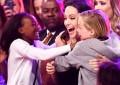 Jolie shfaqet në publik pas problemeve me shëndetin