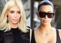 Kim Kardashian sërish brune