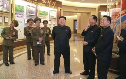 Rriten tensionet në gadishullin korean