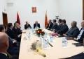 Presidenti Nishani në Mal të Zi: Të respektohen të drejtat e shqiptarëve