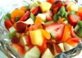 Sallatë frutash