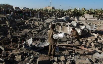 Arabia Saudite, sulme ajrore kundër rebelëve shiitë në Jemen