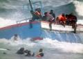 Tragjedi në Mesdhe, mbytet anija me 700 emigrantë