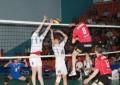 Volejboll, Studenti shpallet kampion