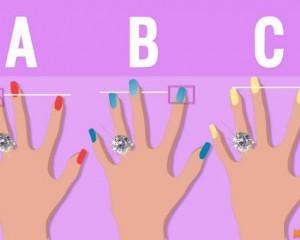 Gjatësia e gishtave tregon llojin e personalitetit
