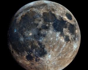 Foto mbreslënëse nga Hëna