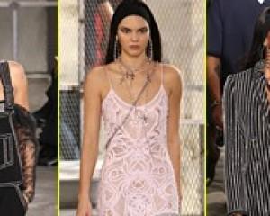 Top modele në pasarelat e meshkujve