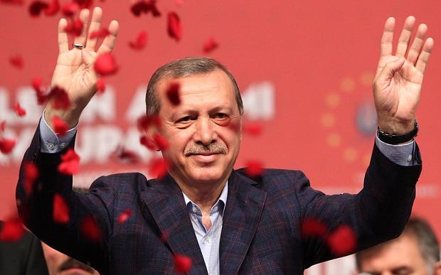 Turqia neser voton per qeverine e re