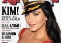 """Kim Kardashian në kopertinën e """"Rolling Stone"""""""
