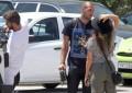Kasami përcjell Scherzinger në aeroport