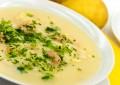 Supë me lakër të freskët