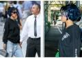 Rihanna me model të ri flokësh (Foto)