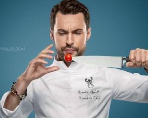 Shef Renato: Do t'i mësoj shqiptarët të gatuajnë