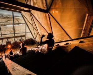 Norvegji, sauna më e madhe në botë