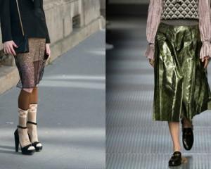 Modelet e këpucëve, vjeshtë 2015