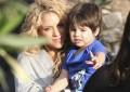 Shakira, një mama shembullore