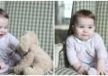 Edhe Princesha Charlotte ngjan me të atin