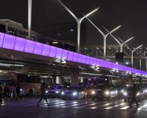 LA, terminal vetëm për yjet e sportit, muzikës & miliarderët