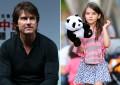 Tom Cruise, 2 vite pa parë të bijën