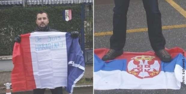 Tirana-zastava-Haradinaj