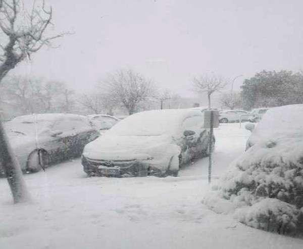Dëborë dhe përmbytje në Itali - Tv Klan