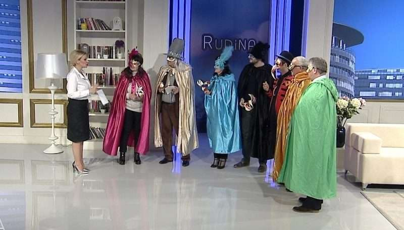 "RUDINA – KARNAVALET E SHKODRES; ""THUMB""; KONTIBUTI KUVAJTIAN!"