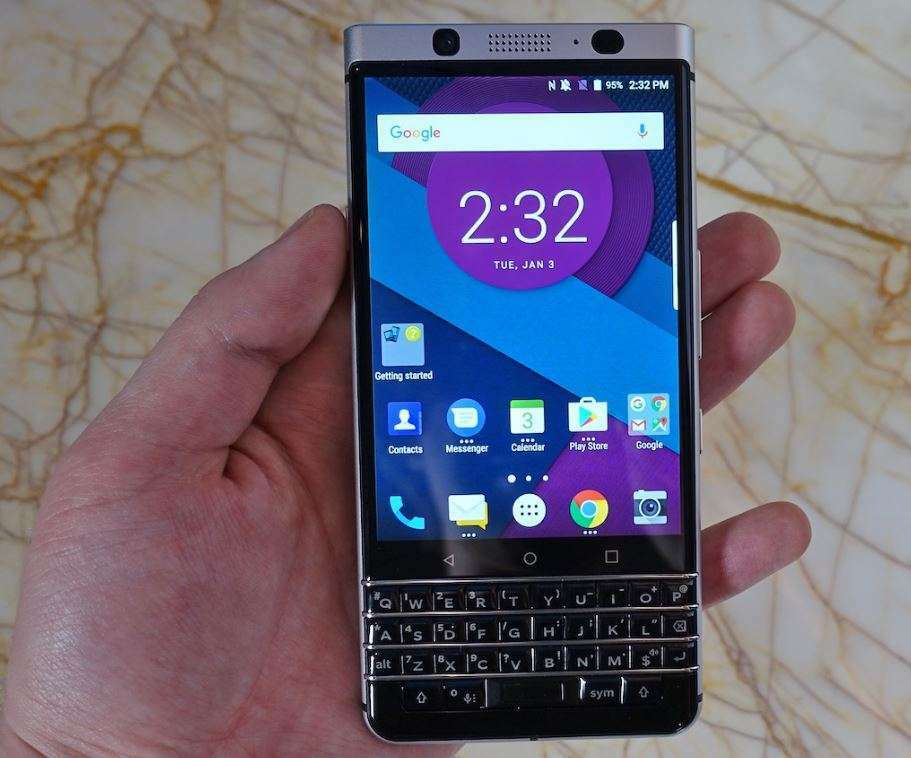 BlackBerry prezanton BlackBerry KeyOne  arsyet pse duhet ta blini