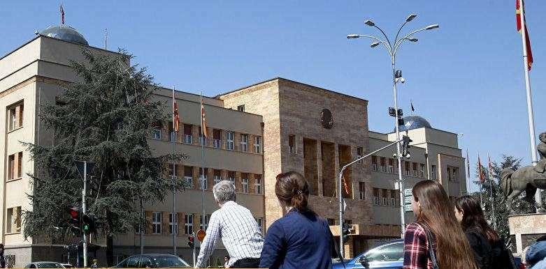 Serbi  NATO e gatshme të shohë të derdhet gjak në rrugët e Maqedonisë